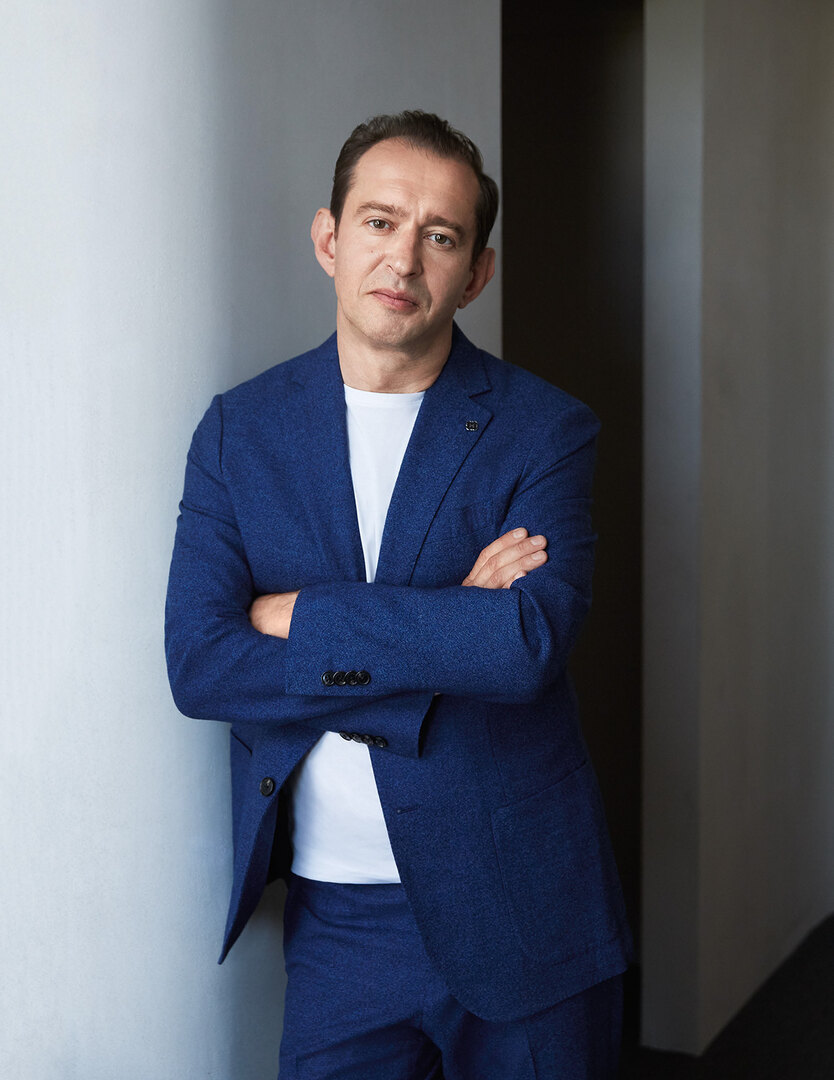 Константин Хабенский: «Своих детей мы небросаем»