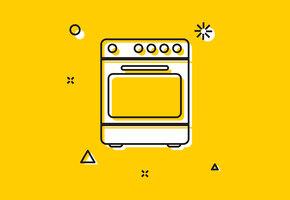 5 способов очистить духовку: уксус, сода и нашатырный спирт