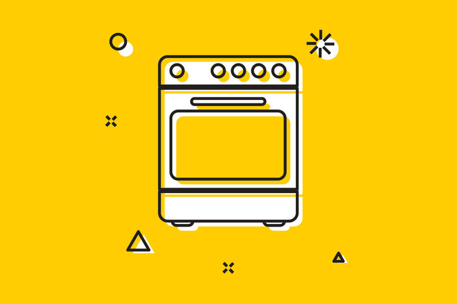 5 способов очистить духовку: уксус, сода инашатырный спирт