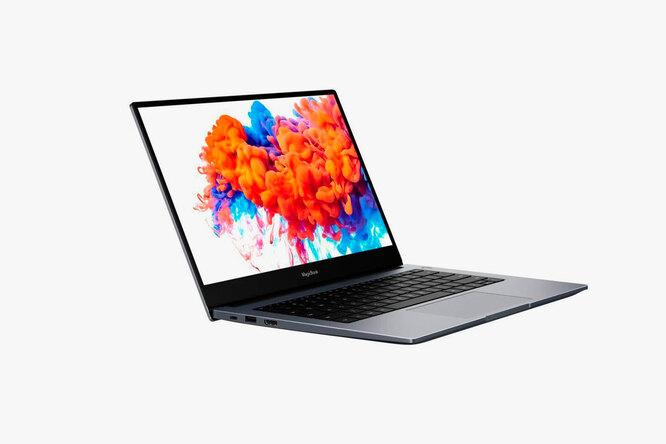 Ноутбук MagicBook 14, HONOR (от 44990 руб.)