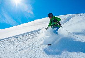 Пойдем на горку: как выбрать лыжи для ребенка?