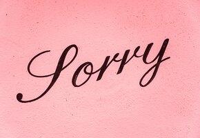 11 «извините», которые никогда не должна произносить женщина