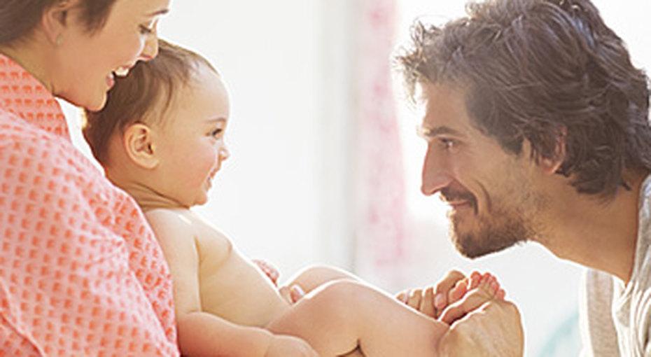 Как сохранить брак споявлением ребенка