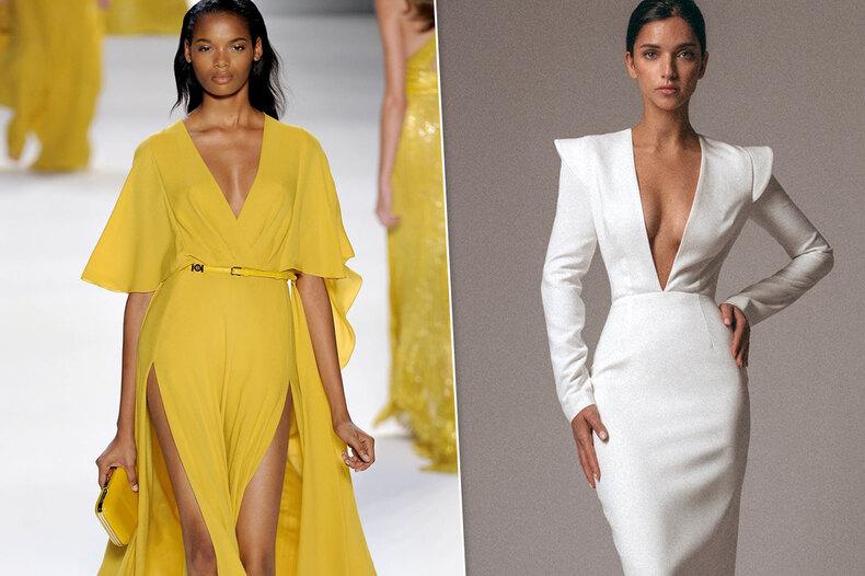 Платье решает всё: 7 модных платьев, которые вам нужно купить клету