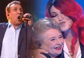 Шоу «Ты супер 60+»: Ирина Дубцова спела дуэтом с участницей в 4 выпуске