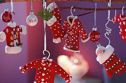 В последний момент: новогодний декор длясамых ленивых