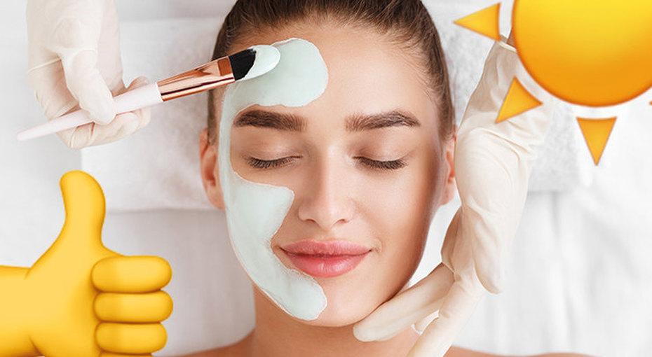 Ухаживаем закожей летом: процедуры, одобренные косметологами