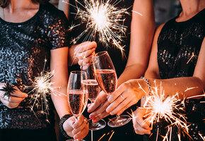 Пьет и не пьянеет: как не напиться на Новый год?