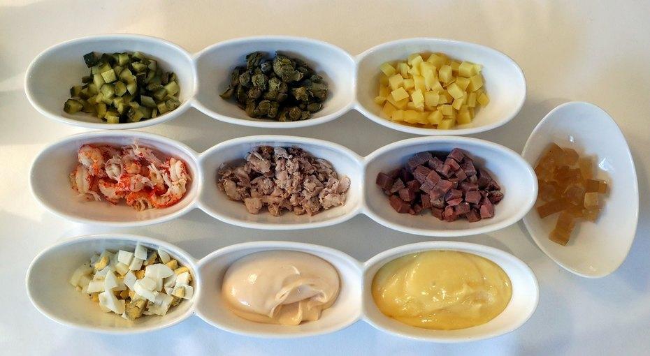 ИКЕА опубликовала инструкцию посборке оливье
