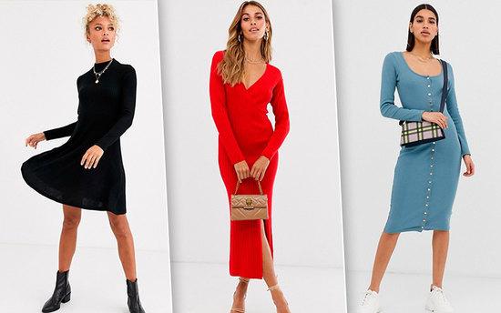 Тепло вплатье: семь моделей изтрикотажа, которые будут модными этой осенью