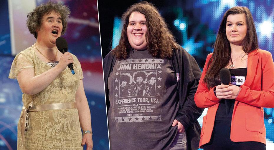 Как сложилась судьба звезд шоу талантов, надкоторыми все смеялись