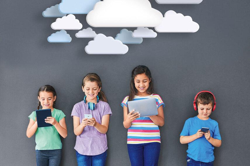 Гаджеты исети: 9 правил детской безопасности