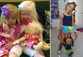 «Кукла как я»: игрушки для детей, которые не похожи на остальных