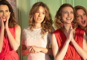 В России на экраны выходит французский фильм «Самая безумная свадьба»
