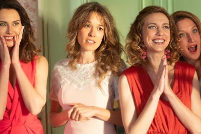 В России наэкраны выходит французский фильм «Самая безумная свадьба»