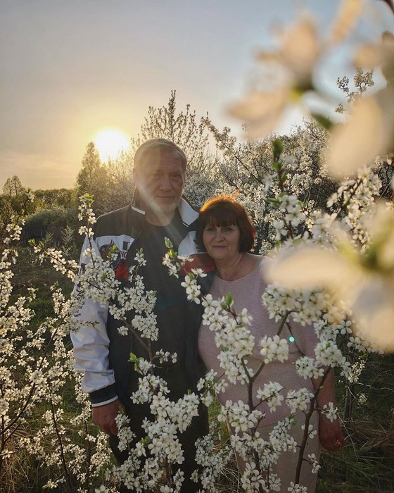 Родители Любови Толкалиной