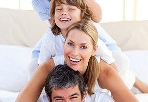 Воспитание ребенка: личность развивается в семье