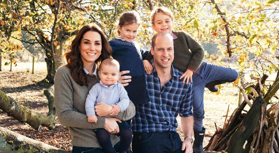 Принцесса-хулиганка: новое фото четырехлетней дочери принца Уильяма
