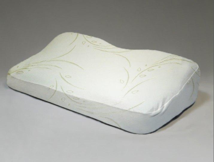 Postel Deluxe, Ортопедическая подушка избамбукового трикотажа Nature'S, 3720 руб