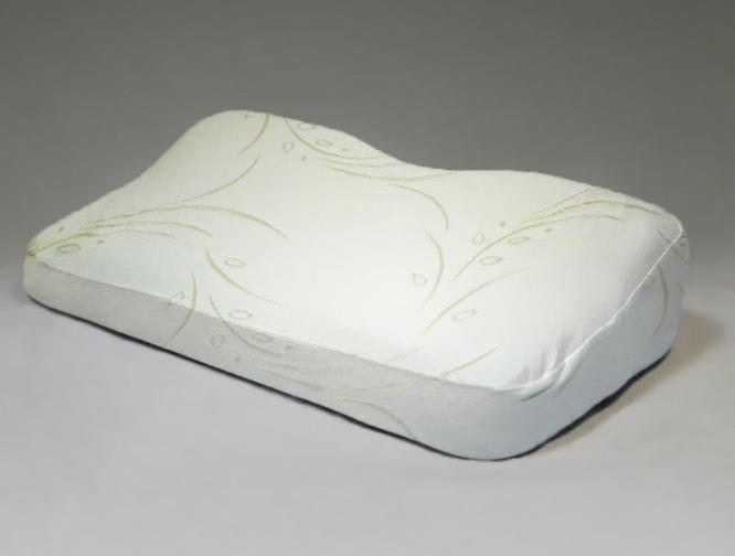 Postel Deluxe, Ортопедическая подушка из бамбукового трикотажа Nature'S, 3720 руб