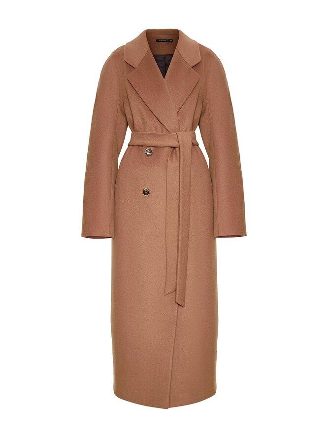 Утепленное двубортное пальто, 8 Fridays, 20 800 руб
