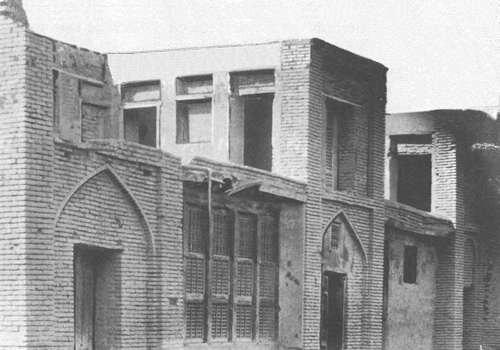 Дом Тахире в Казвине