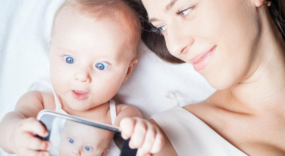Зачем выкладывать фотографии своих детей вИнстаграм?
