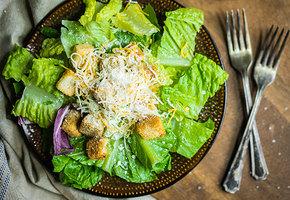 Рецепты легких салатов на день рождения