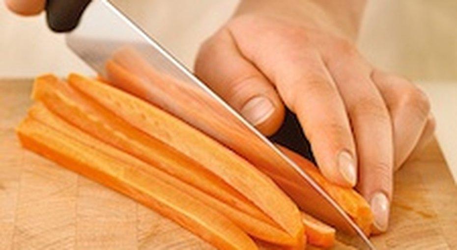 Как нарезать морковь длясалата