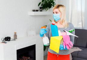 Как дезинфицировать дом без агрессивной химии
