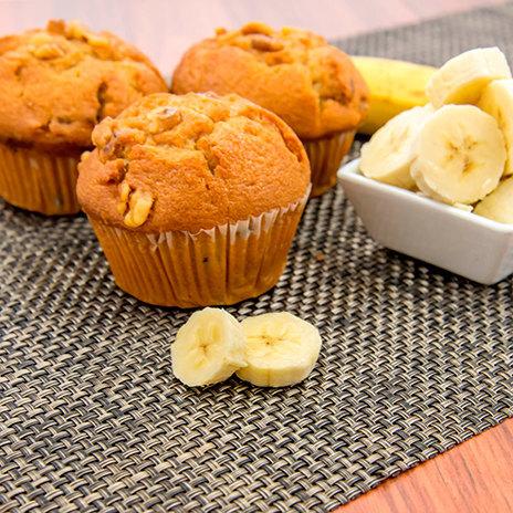 Рецепт банановых маффинов
