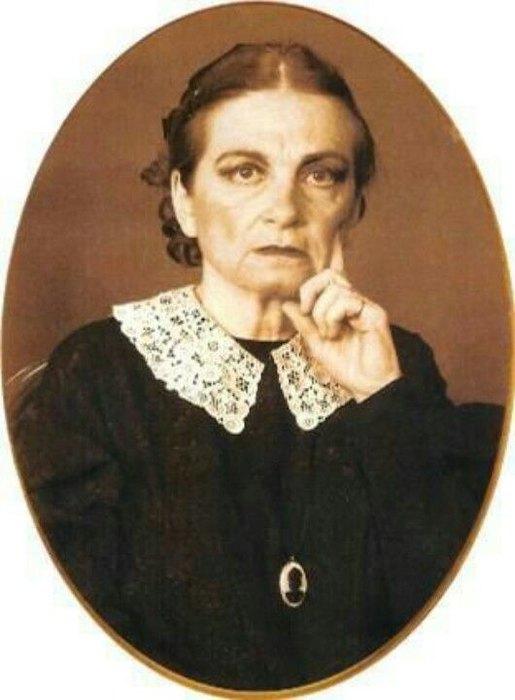 Элизабет Блэкуэлл