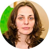 """Юлия Курчанова, психолог фонда """"Волонтеры в помощь детям-сиротам"""""""