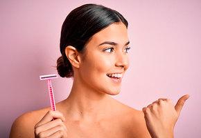 Волосы на лице: усики, волосок в родинке — как убрать или скрывать