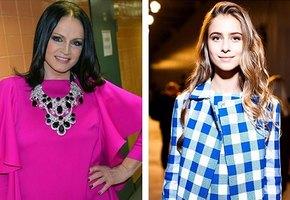 15-летняя внучка Софии Ротару названа лучшей моделью Украины