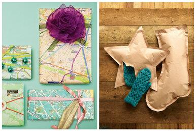 Как упаковать новогодние подарки: 8 стильных идей