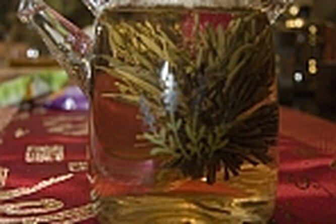 Зеленый чай полезен невсем