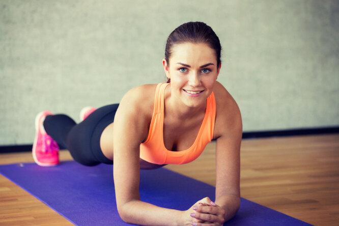 Упражнение планка — действительно ли оно помогает?