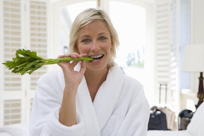6 лучших продуктов длядетокса