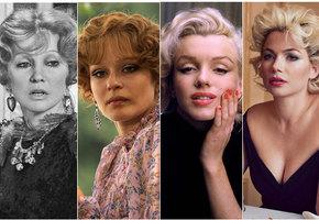 26 великих женщин современности и знаменитые актрисы, сыгравшие их