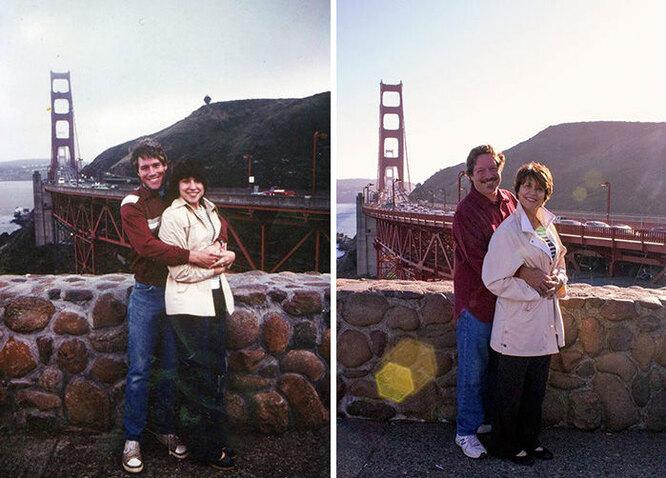 1982 и через 32 года