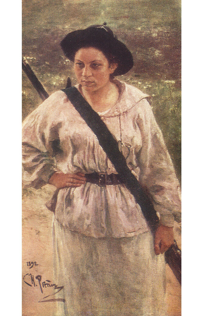 Надя Репина
