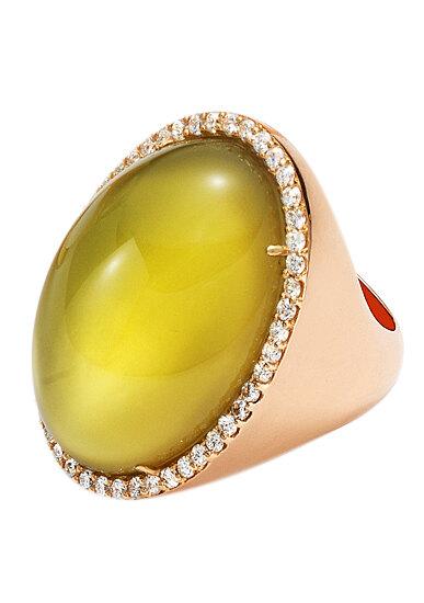 Золотое кольцо  Roberto Coin