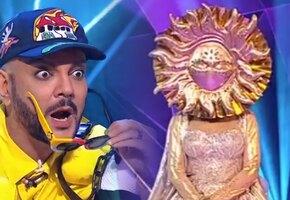 Стало известно, кем было Солнце на шоу «Маска». Тимур Родригез снова угадал!
