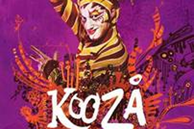 Cirque du Soleil – накурорте ПортАвентура