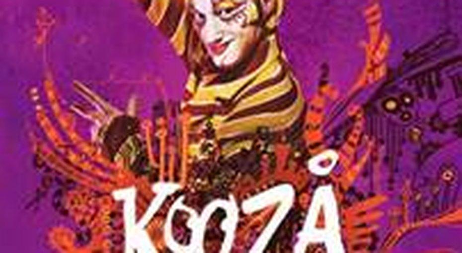 Cirque du Soleil - накурорте ПортАвентура