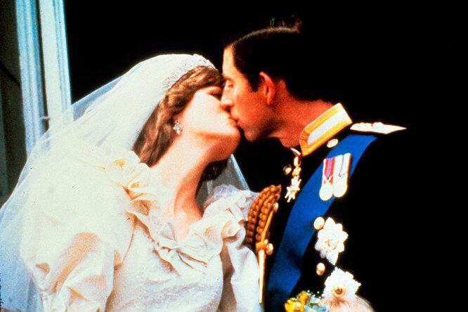 Свадьба принца Чарльза и принцессы Дианы