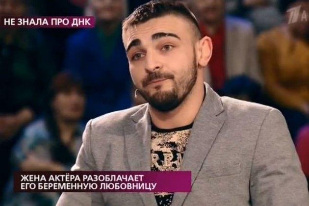 Денис Лобиков, гражданский муж Екатерины