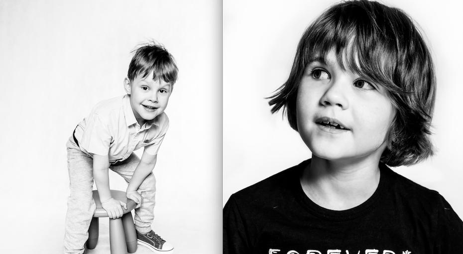 «Мой удивительный мальчик». Родители детей саутизмом рассказали оних вспециальном фотопроекте