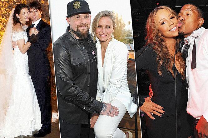 Женится нанезнакомке: звезды, которые сыграли свадьбу смалознакомыми людьми